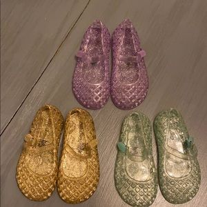 Old Navy Jelly 3 Pairs